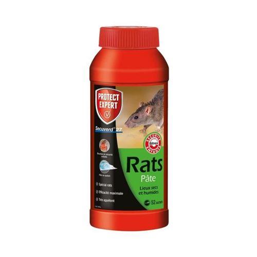 Protect Expert RACPAT520 Rats Campagnols Pates - 240 g Pex