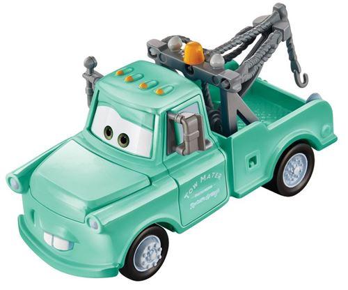 Disney voiture-jouet PixarMartin junior bleu/violet