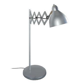 Lampe De Bureau Extensible Harmonica 60 Cm 20 W Equivalent A 75 W