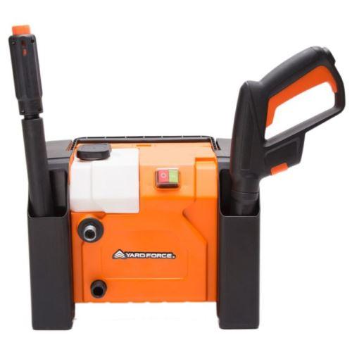 Yard Force Nettoyeur Haute Pression Compact et Portable 135 Bar - 1800W avec Accessoires EW U13