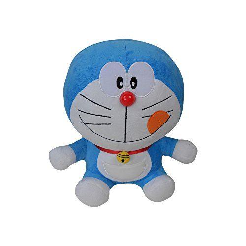Great Eastern Doraemon - Doraemon Plush, 12 délicieuses langues