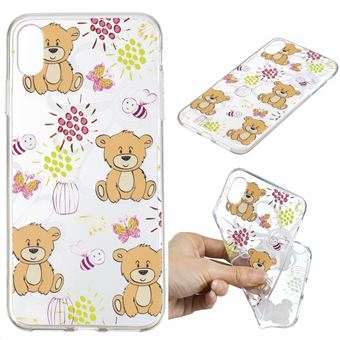 coque ours iphone xr
