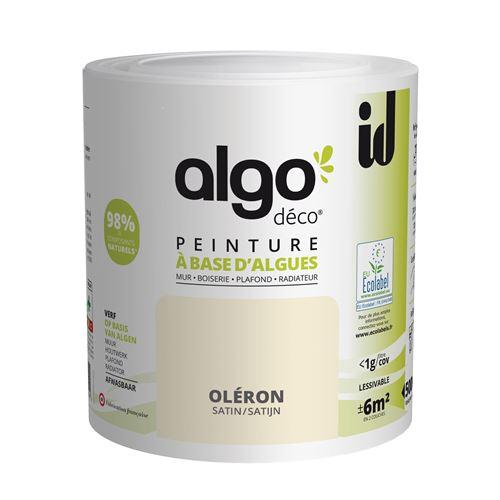 Peinture à Base D'algues Algo Satin Oleron 500ml