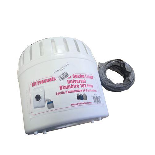 Condenseur universel Sèche-linge 484000008815 WPRO - 60280