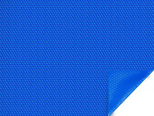 bâche à bulles pour piscine miami - 180 µ - bleu