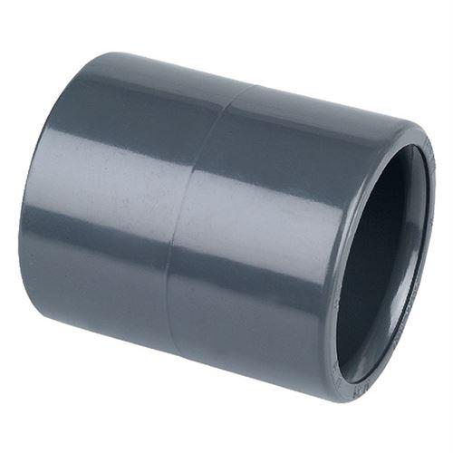 Manchon PVC pression à coller Ø40