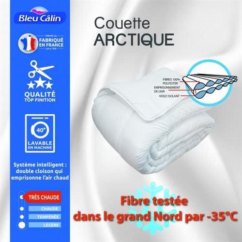 Couette Arctique 200 x 200 cm pour lit 120 x 190 cm