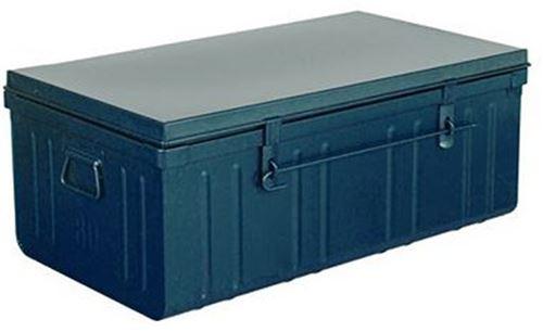 Pierre Henry - Malle de rangement 175 litres Bleu nuit nacré
