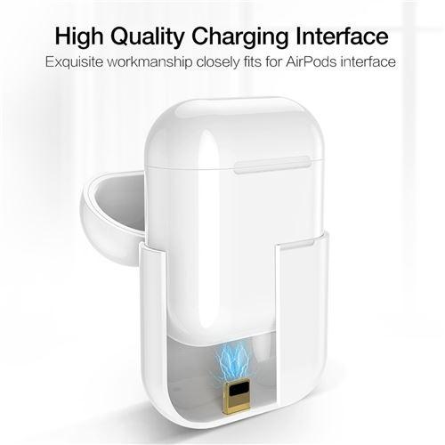 Apple Airpod Qi Standard de Charge Sans Fil Récepteur Sans Fil Case Chargeur Ejpj130