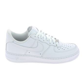 le dernier feb02 c6eb3 NIKE Air Force 1 Blanc Blanc 46 Homme - Chaussures et ...