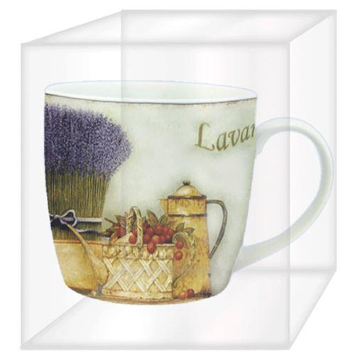 Tasse céramique parfum de Provence