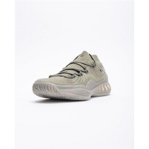 Chaussure de Basketball adidas Crazy Explosive Low 2017 Vert kaki pour homme