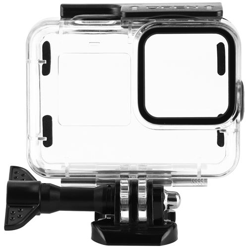 Boîtier de protection de caméra pour GoPro 9 étanche de 45m