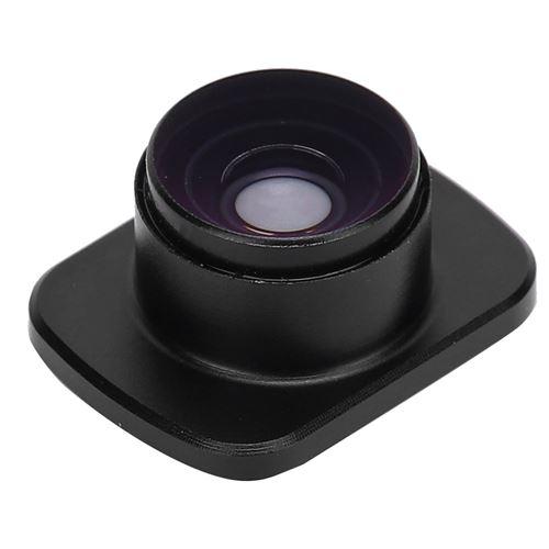 Objectif de Fisheye Magnétique de Caméra Sport en Alliage d'Aluminium pour OSMO Pocket 2