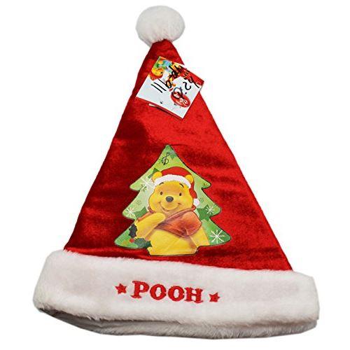 Chapeau de Noël Disney Winnie l'Ourson