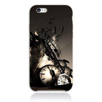 coque iphone 8 abstrait