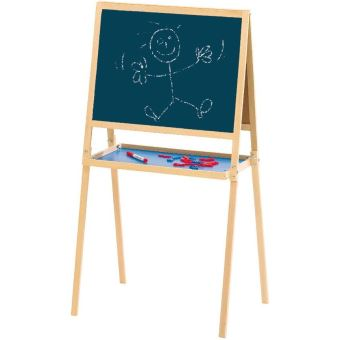 jeu jura tableau creatif en bois jeu educatif tableau et pupitre enfant achat prix fnac. Black Bedroom Furniture Sets. Home Design Ideas