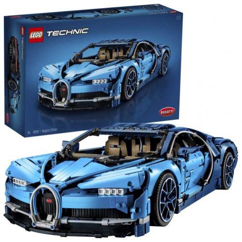 LEGO -Technic Bugatti Chiron Jeu Garçon et Fille 16 Ans et Plus, Jeu de Construction, 3599 Pièces 42083