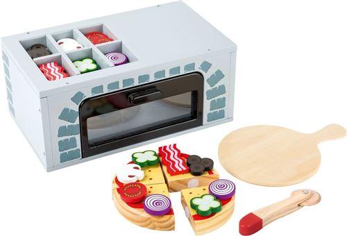 Four à pizza pour la cuisine d enfant - 11204