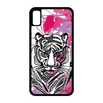 coque iphone xr tigre
