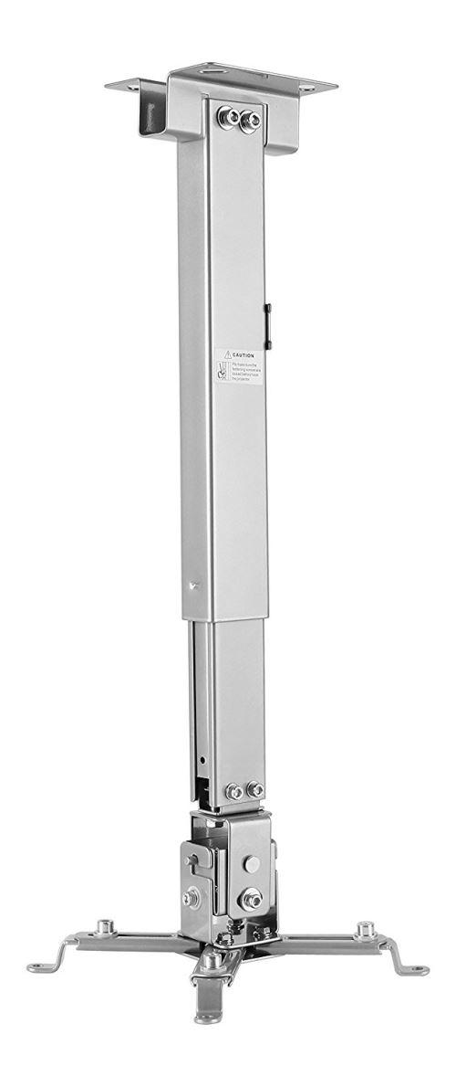 Ewent EW1530 Plafond Argent support pour projecteurs - supports pour projecteurs (Plafond, 20 kg, 43
