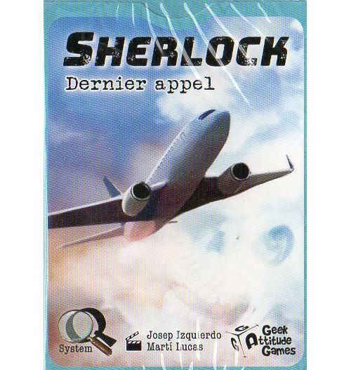 Sherlock - Dernier Appel