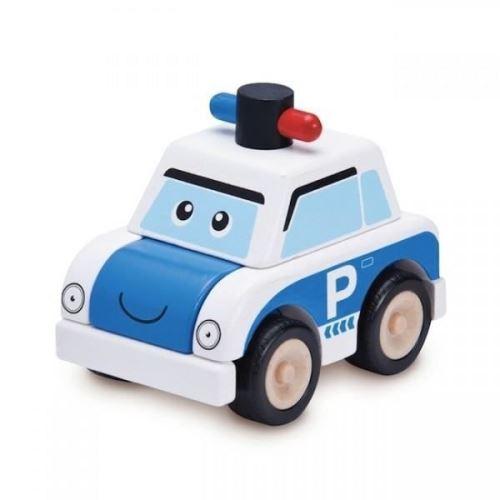 Voiture de police à construire - Wonderworl