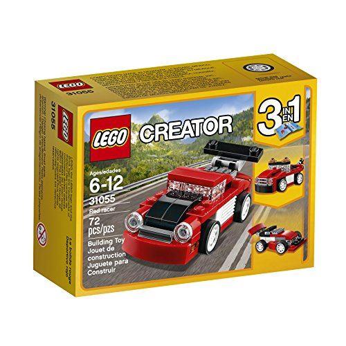Kit de construction LEGO Creator Red Racer 31055