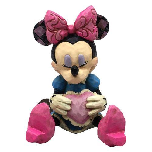 Disney Traditions Minnie Mouse Mini Figurine