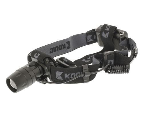 König KNCXPE2HLIGHT Phare 3 W 1 Led Noir