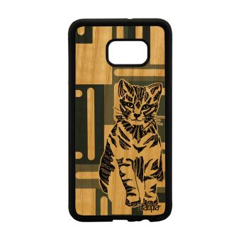 coque chat samsung galaxy s6 edge plus