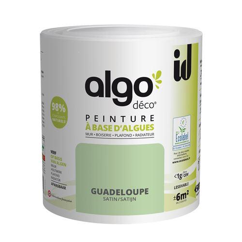 Peinture à Base D'algues Algo Satin Guadeloupe 500ml