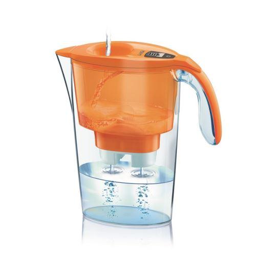 J31Dc03 - Carafe Stream + Magnesium - Orange
