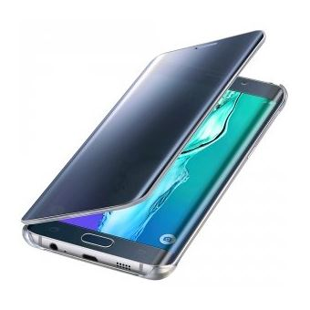 coque clear view galaxy s6