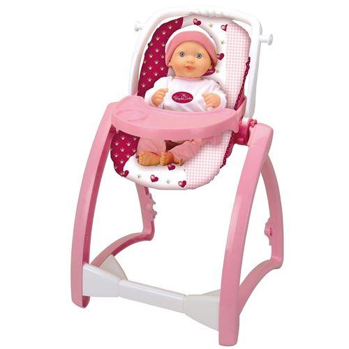 Klein Princess Coralie siège bébé 4-en-1 rose