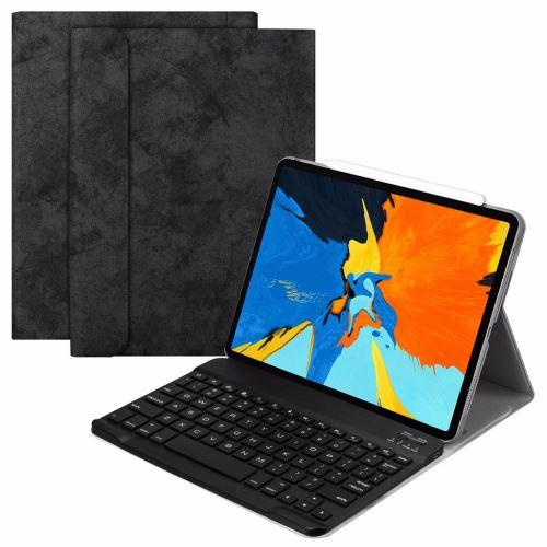 Nouveau pour iPad Pro 11 pouces clavier Bluetooth cas avec rétro-éclairé Smart Case Cover @Uiao340