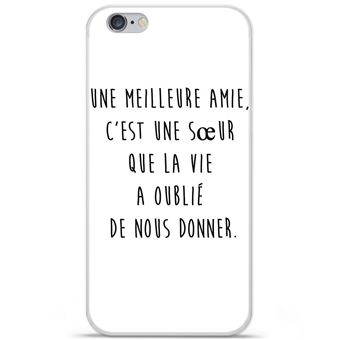 iphone 6 plus coque citation