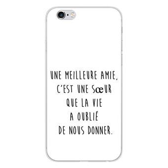 iphone 6 coque citation
