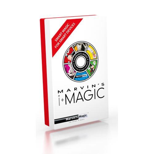 Mini pack 1 marvin's imagic : 15 tours de magie en réalité augmentée upyaa
