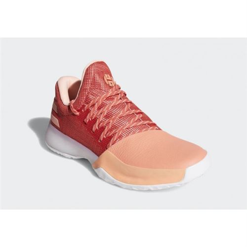 Chaussure de Basketball adidas James Harden Vol.1 Coral pour
