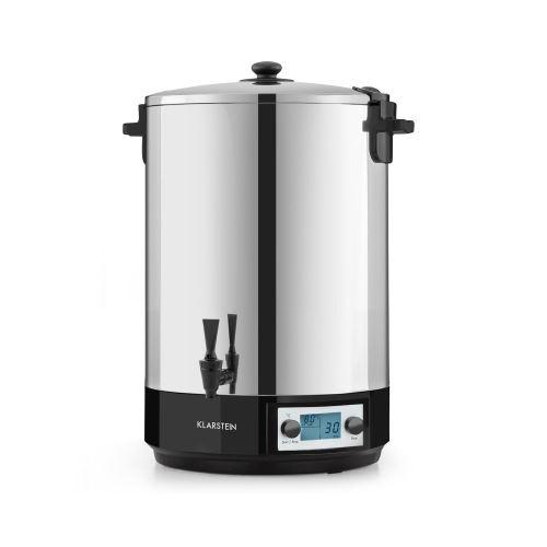 Klarstein KonfiStar 40 Digital Stérilisateur & distributeur de boissons 40 litre