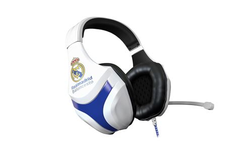casque ps4 real madrid
