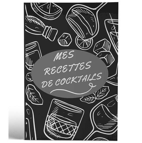 Mes Recettes de Cocktails | Design Alice