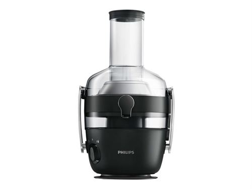Philips Avance Collection HR1919 - Centrifugeuse - 1 litre - 1 kWatt - noir