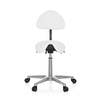 Travail Top Tabouret De Assise 20 Hjh Selle Blanc Office Work Polyuréthane xeWQrdCBoE