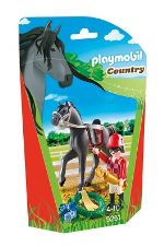 playmobil country 2018 course joker medaille champion