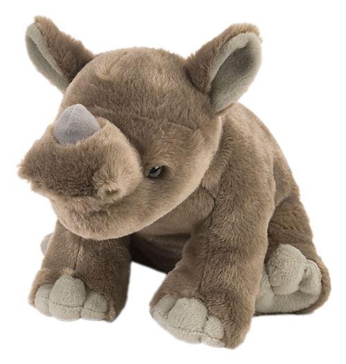 Wild République Europe 30 cm peluches Cuddlekins bébé Rhino en peluche