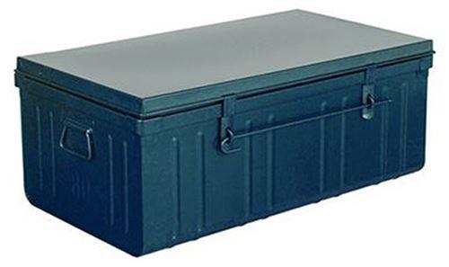Pierre Henry - Malle de rangement 130 litres Bleu nuit nacré