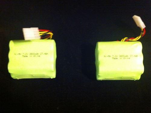 Batterie de rechange NEATO XV