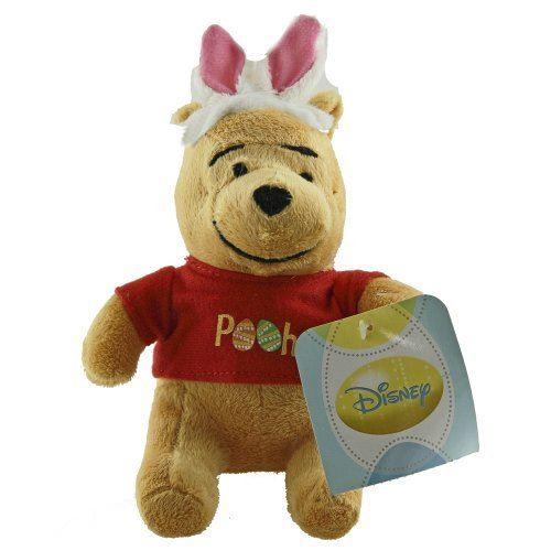 Lapin de Pâques Winnie l'ourson Disney